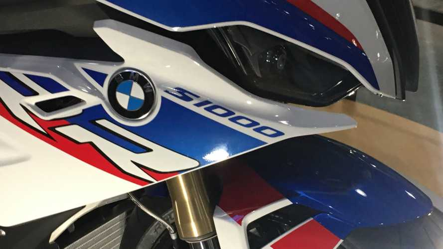 Did This Bike Maker Straight Up Photocopy A BMW S1000RR?
