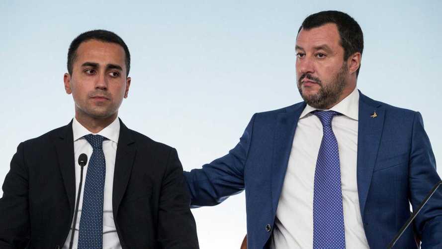 Ecotassa auto inquinanti, Di Maio e Salvini verso il dietrofront