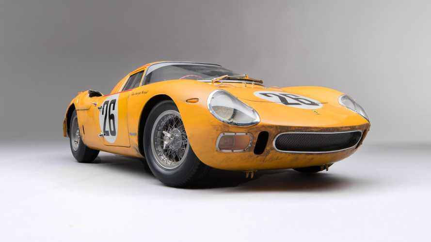 "Amalgam Ferrari 250 LM ""Weathered"" Is A Collector Must Have"
