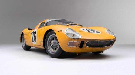 Este Ferrari 250 LM de Amalgam es el sueño de cualquier coleccionista