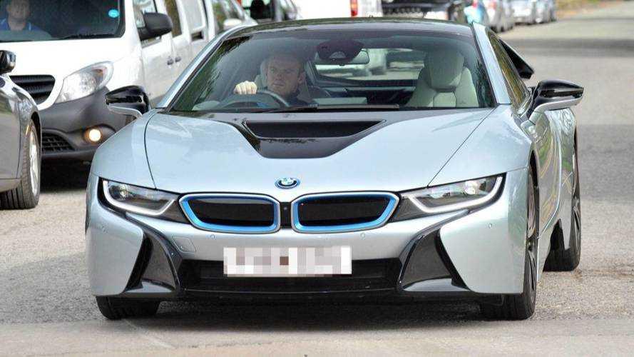 Wayne Rooney veut se débarrasser de sa BMW i8