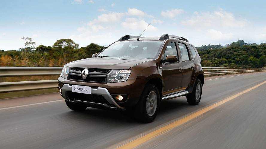 Teste Instrumentado - Renault Duster 1.6 CVT é mais honesto que o Captur
