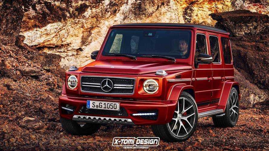 Mercedes: G Serisi AMG seçenekleri yakında gelecek