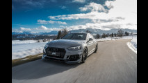 Audi RS5-R Coupé ABT, accelera come una Tesla