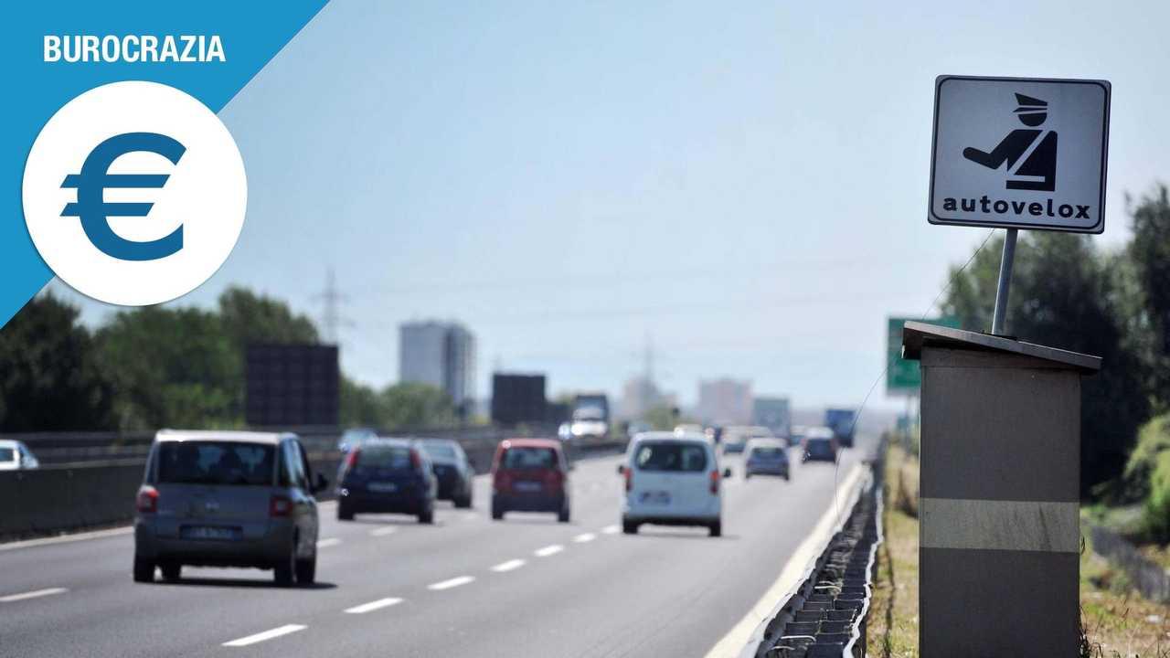 Limite di velocità, se lo superi di 0,1 km/h prendi la multa