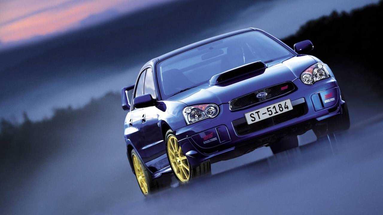Subaru Impreza WRX STI Petter Solberg Edition