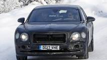 Photos espion - Bentley Flying Spur