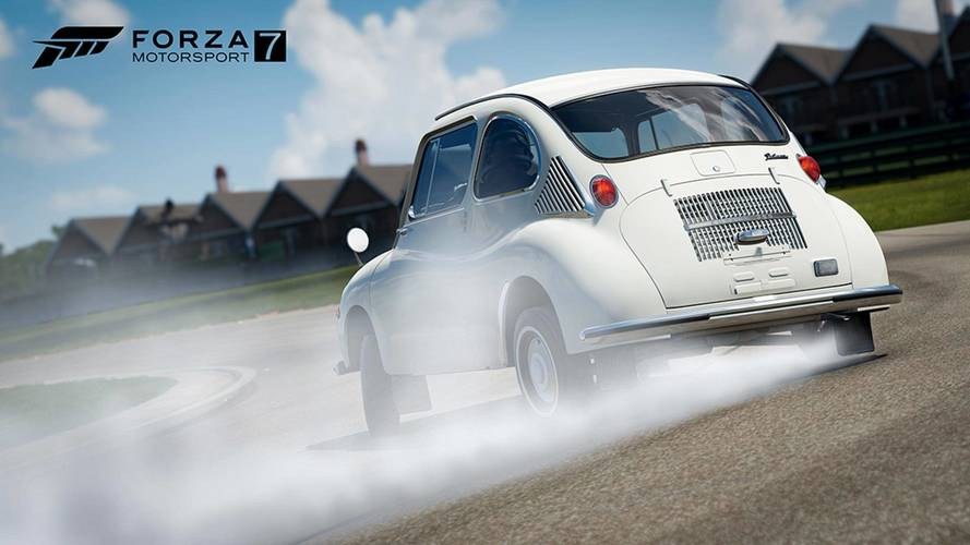 Forza Motorsport 7 Subaru 360
