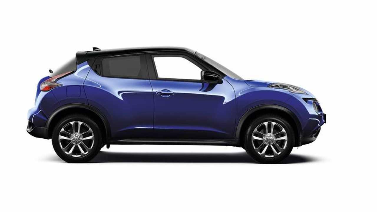 Nissan Juke Blacktop