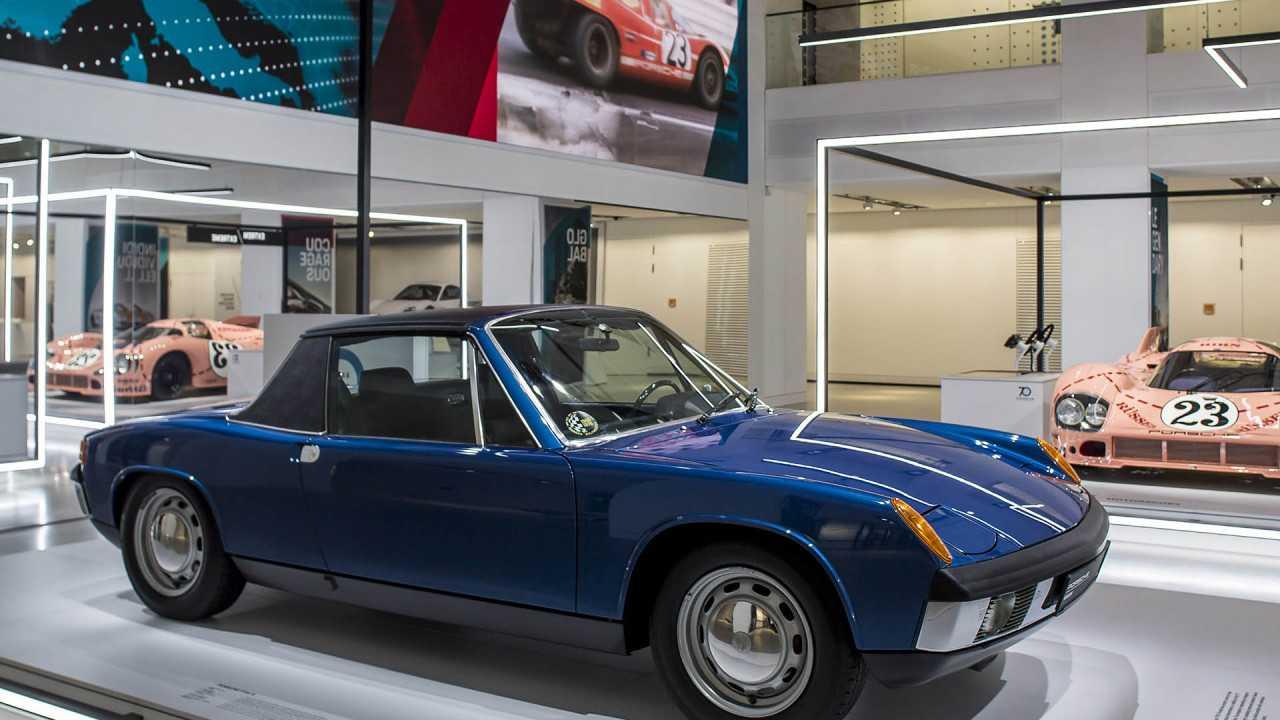 70 Jahre Porsche: Sonderausstellung in Berlin