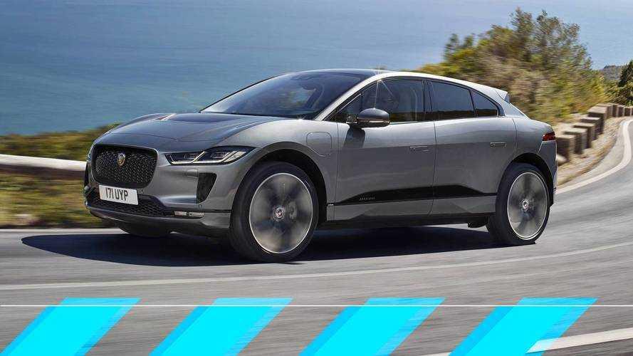 Jaguar I-Pace, la prova in anteprima dell'anti Tesla inglese
