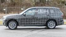 BMW X7 Spy Photo