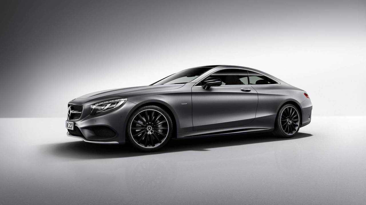 2015 World Luxury Car: Mercedes-Benz Clase S Coupé