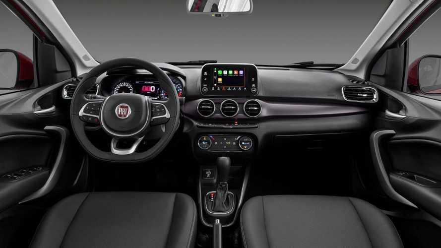 Fiat Cronos'un iç mekanı ortaya çıktı