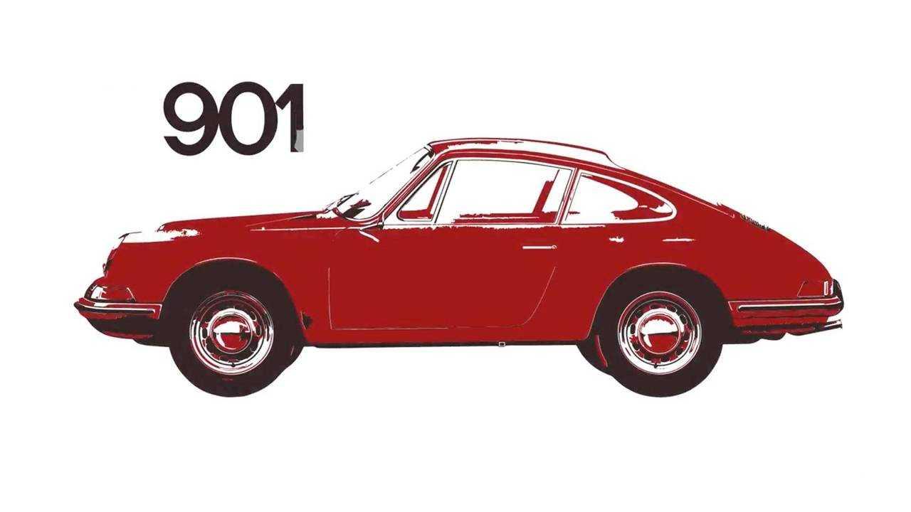 Porsche 901 Explanation