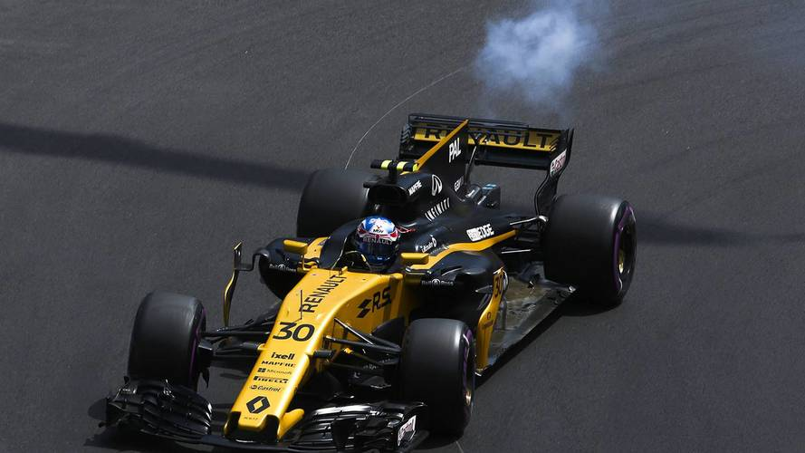 "F1: Renault ""Played With Fire"" In Engine Performance Push"