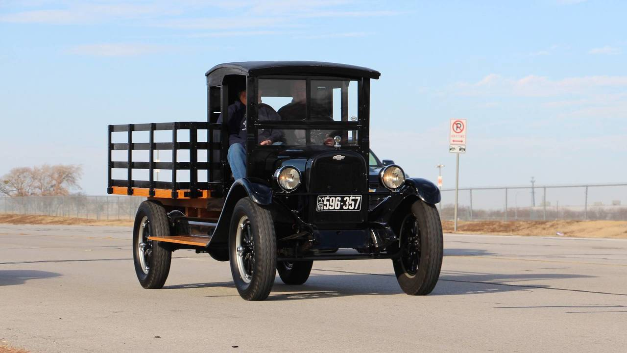 1926 Chevrolet Superior Express Truck