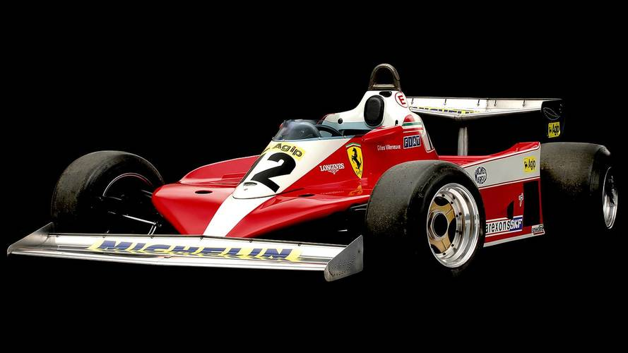 Ferrari's Landmark F1 Cars: Villeneuve's First Race Winner