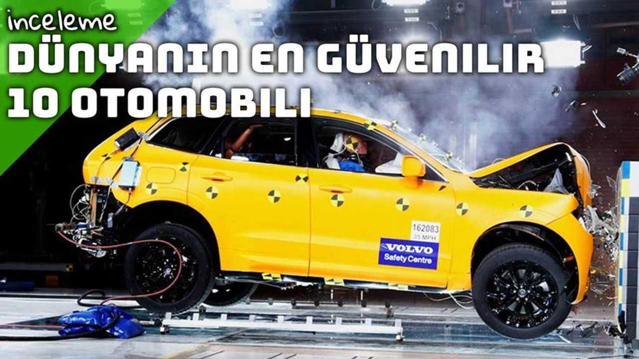 2017 Euro NCAP - Top10