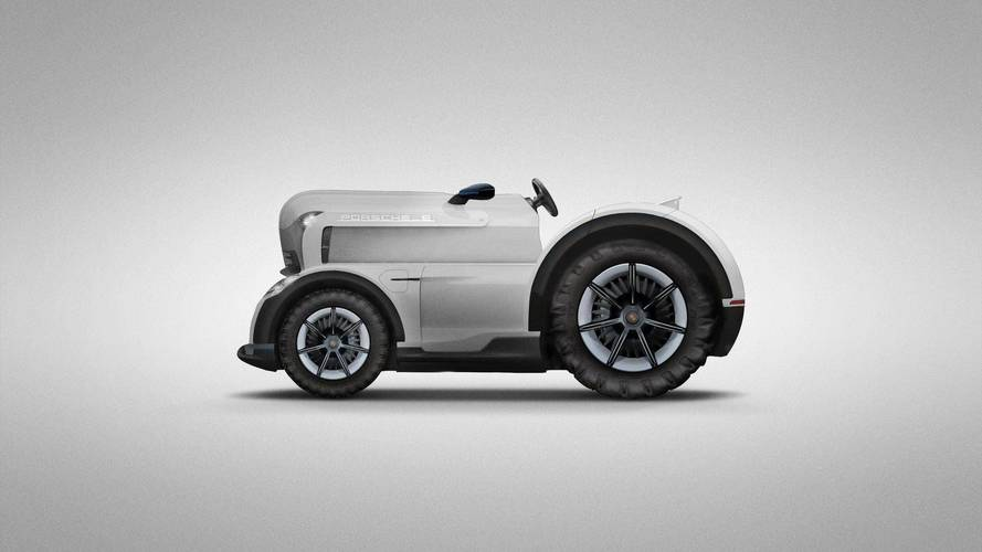 Porsche Introducing Mission E Tractor, Diversifying Lineup