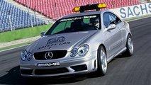 Mercedes-Benz CLK 55 AMG (2003)
