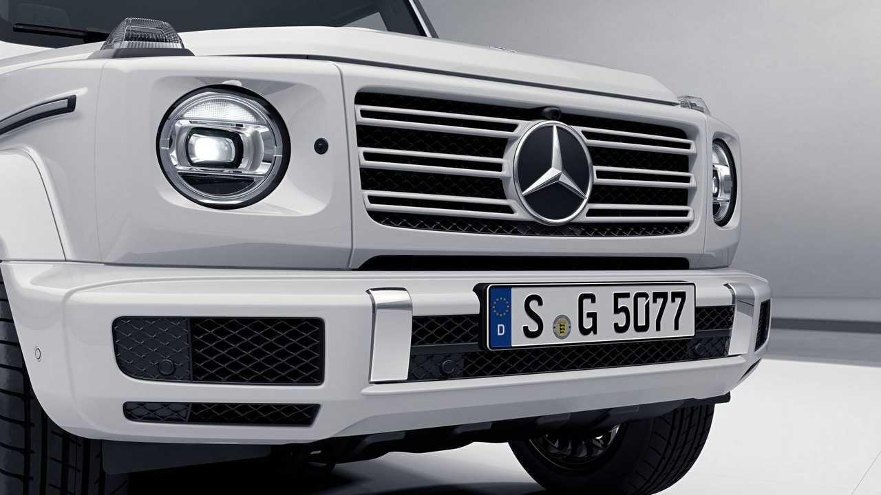 2019 Mercedes G-Class AMG Line