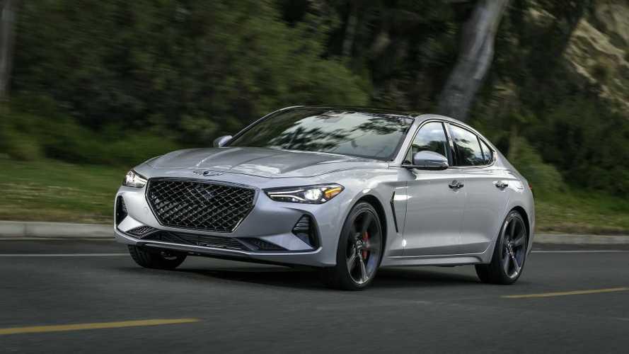 Genesis G70'e performanslı versiyon mu geliyor?