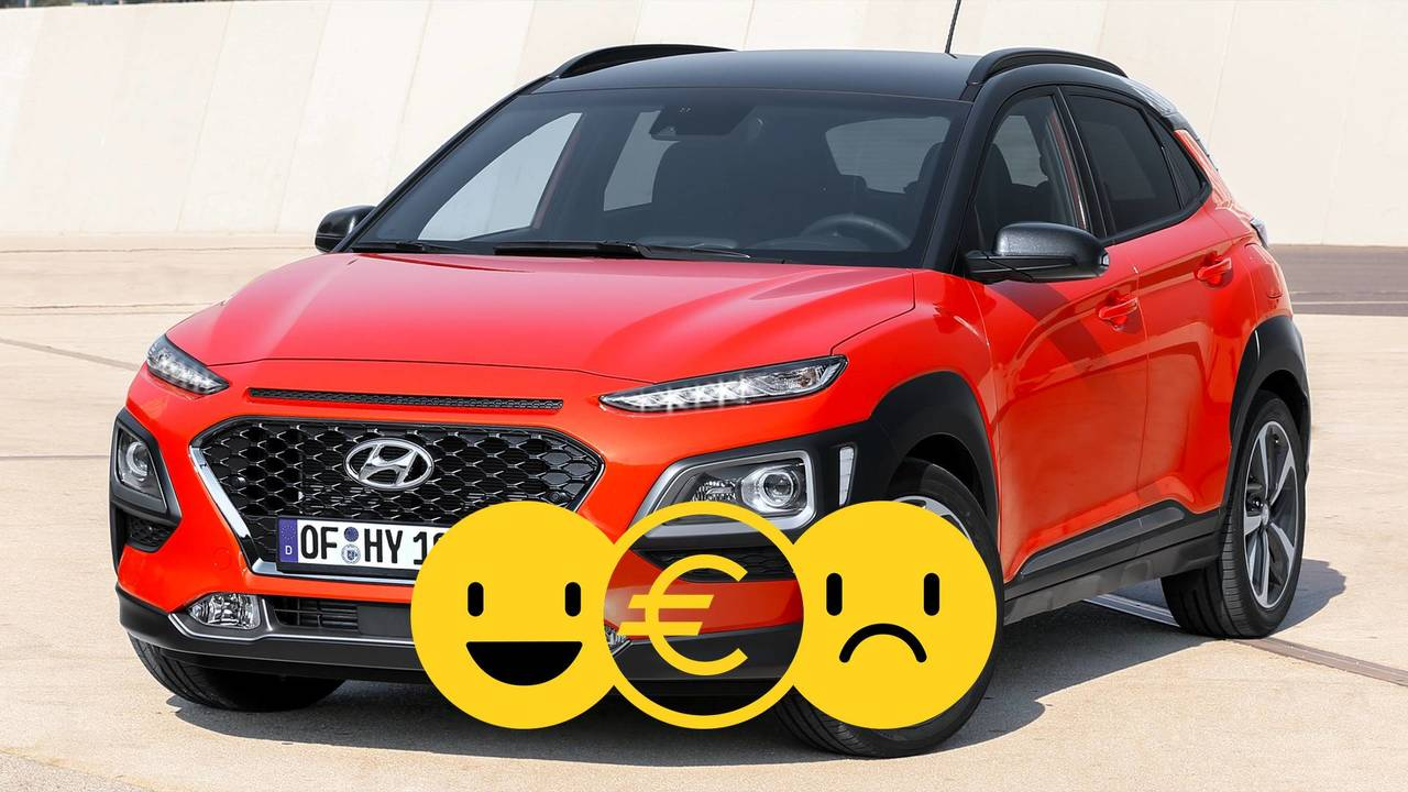 Hyundai Kona, la promozione