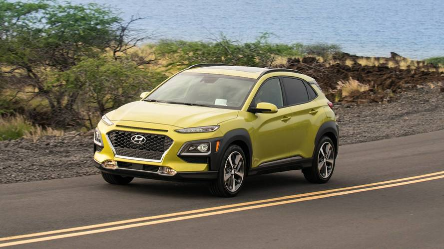 Hyundai Kona, dizel seçeneğine kavuştu