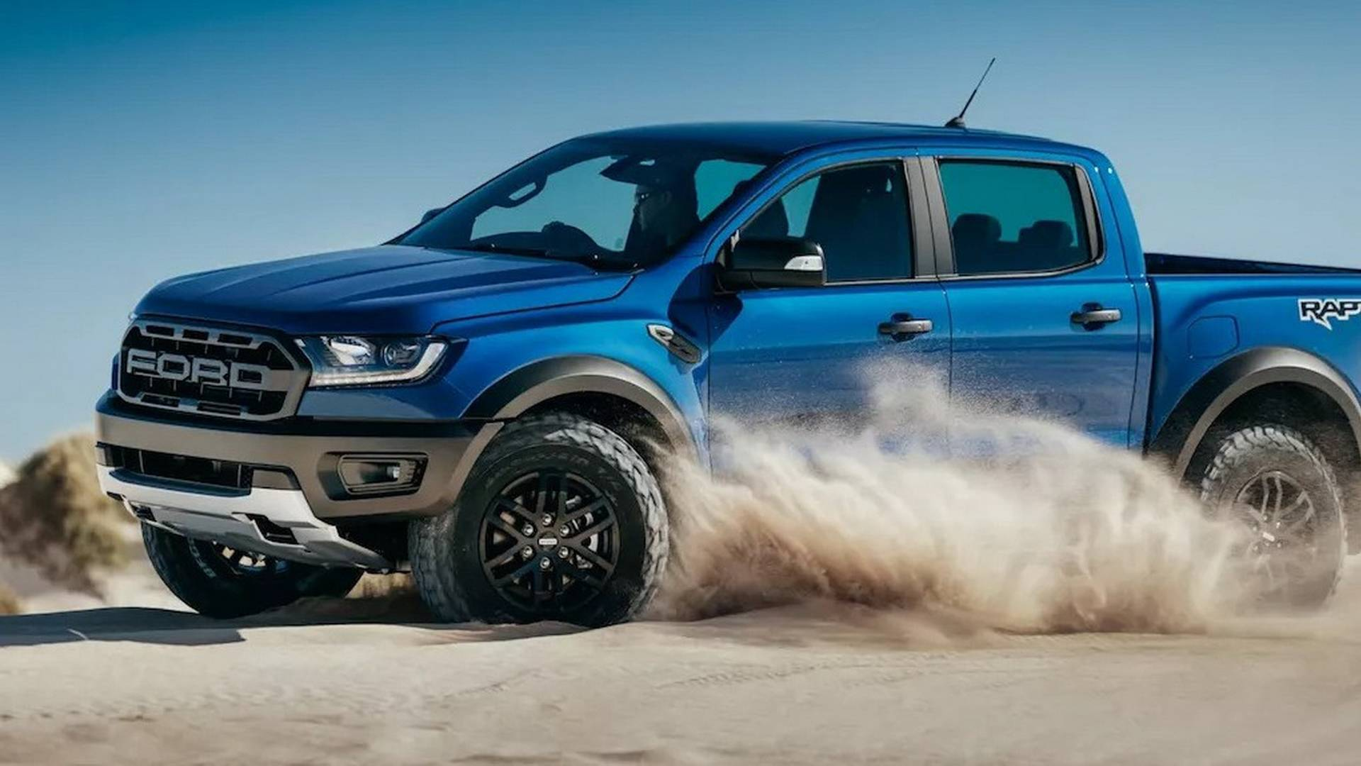 Ford Ranger Raptor With V6 Engine Is Out Of The Question