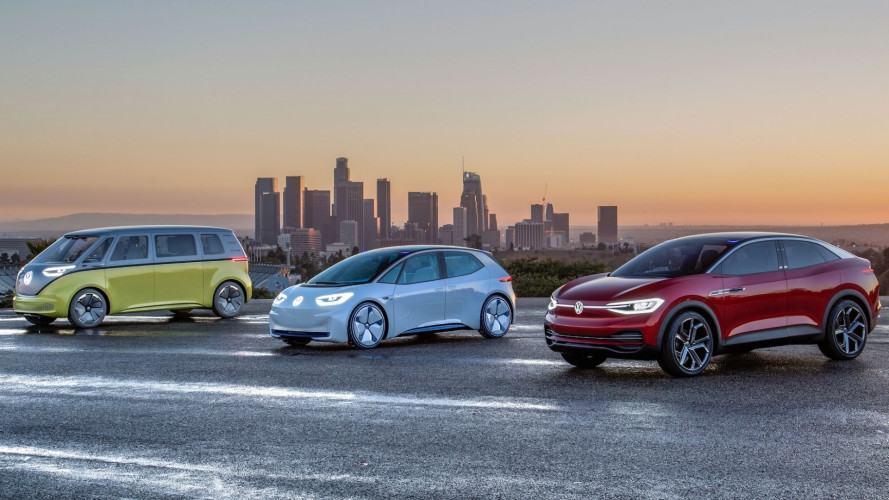 Le Volkswagen guidate dall'intelligenza artificiale