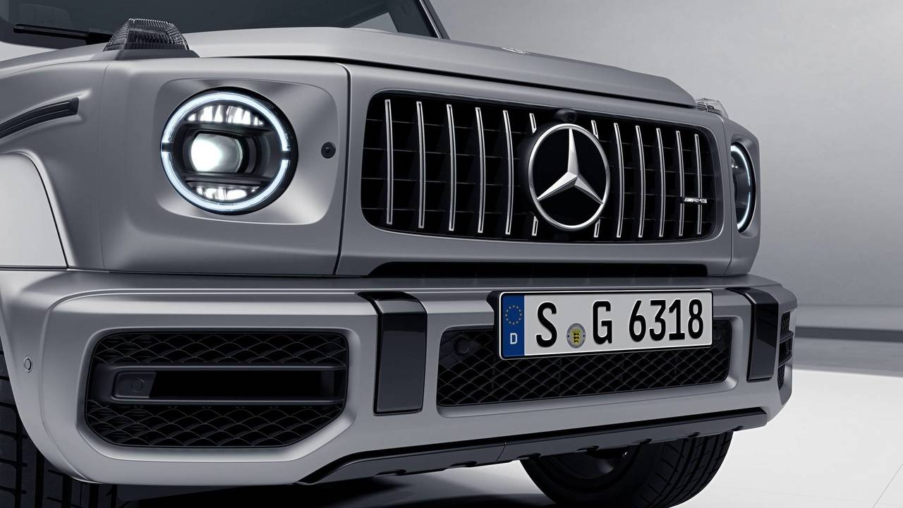 2019 Mercedes-AMG G63 with Night Package