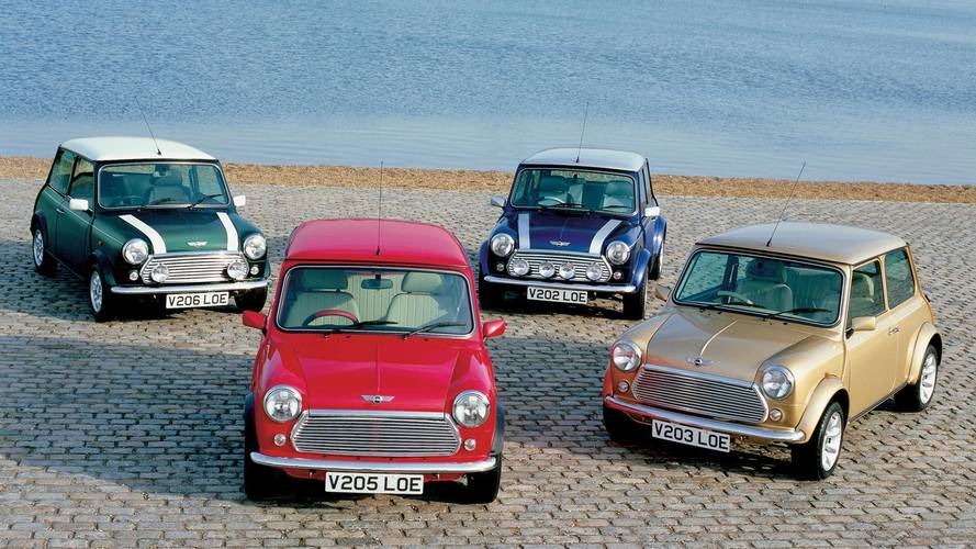 Why We Love The Classic Mini