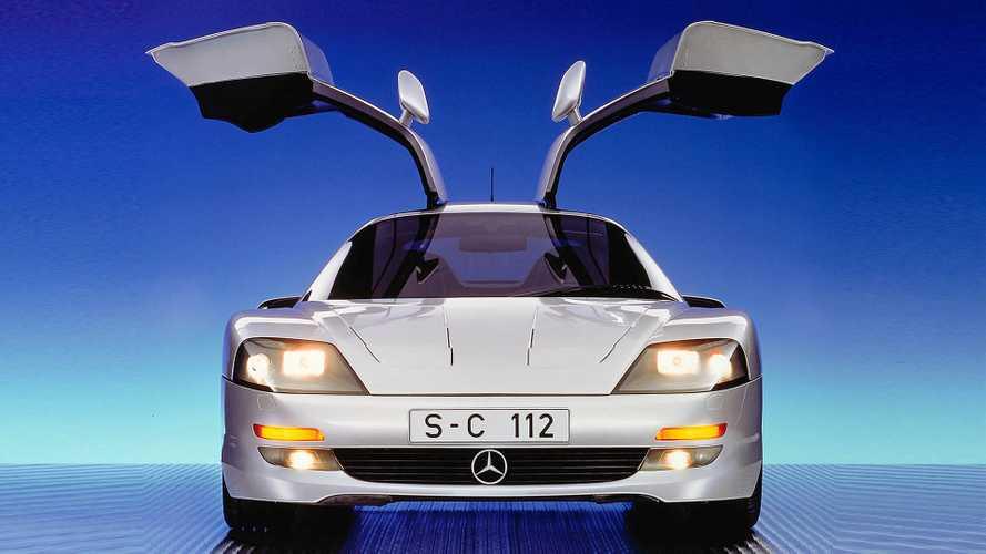 Vergessene Studien: Audi Avus, BMW Nazca M12 und Mercedes C 112