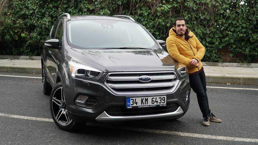 2017 Ford Kuga 1.5 TDCi Titanium | Neden Almalı?