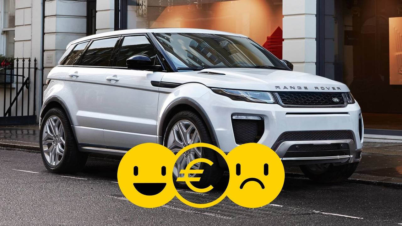 Promozione Land Rover Range Rover Evoque, perché conviene e perché no