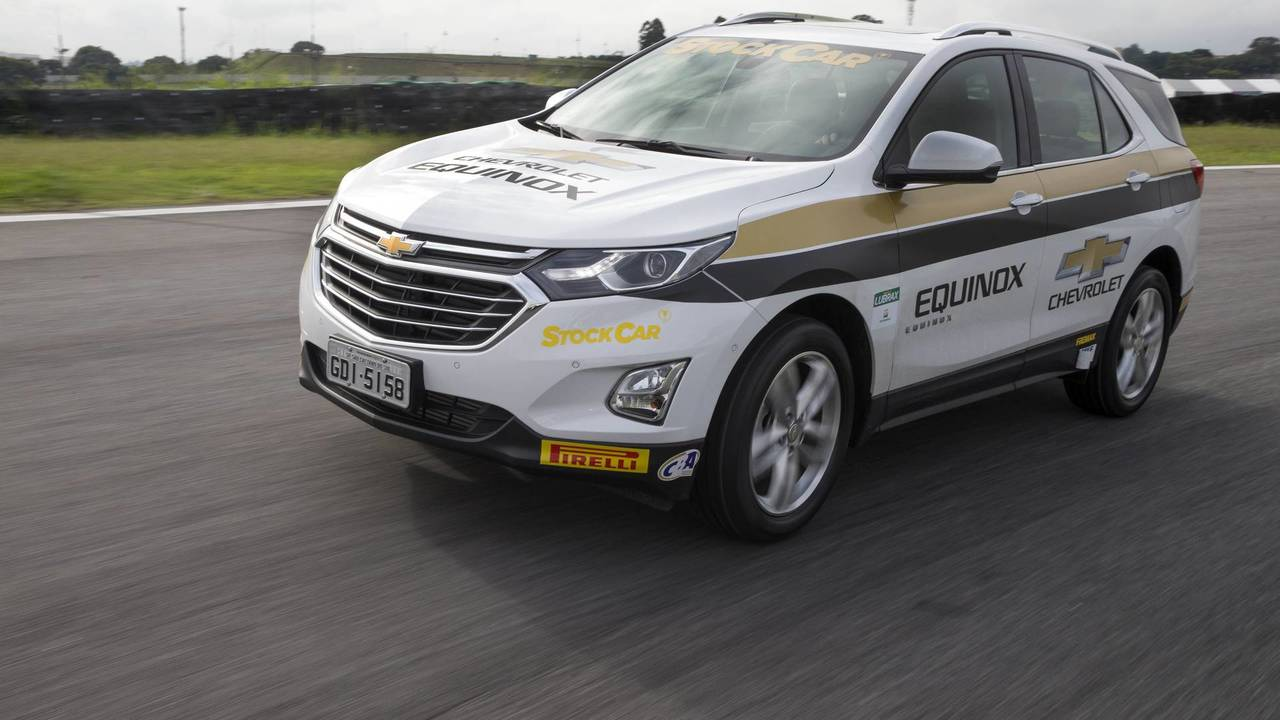 Chevrolet Equinox - Pace Car Stock Car