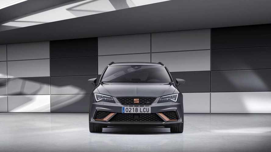2018 SEAT Leon Cupra R ST
