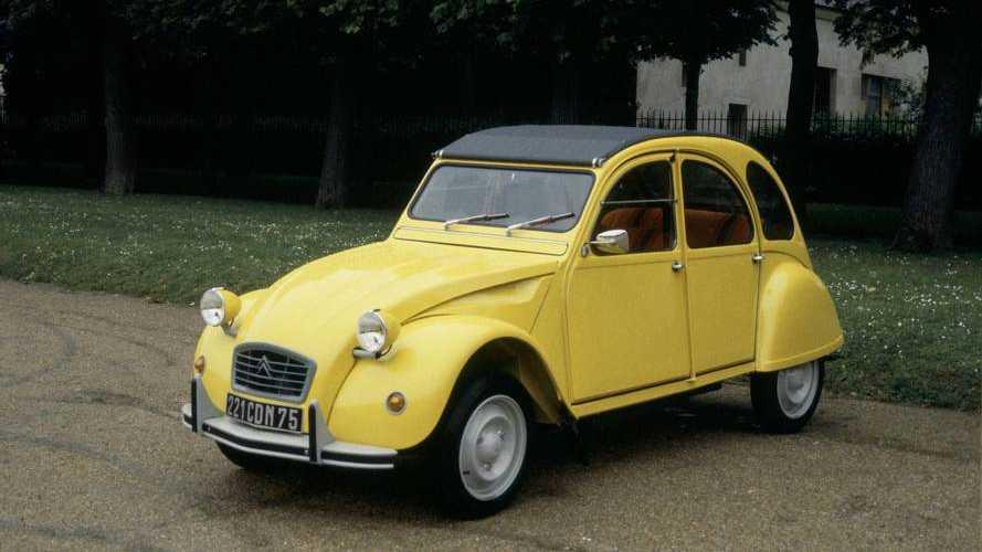 """#TBT Motor1.com - Os 70 anos do Citroën 2CV, o """"Fusca francês"""""""