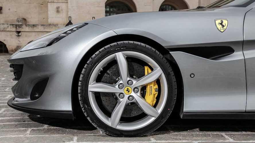 Ferrari - Le projet d'une