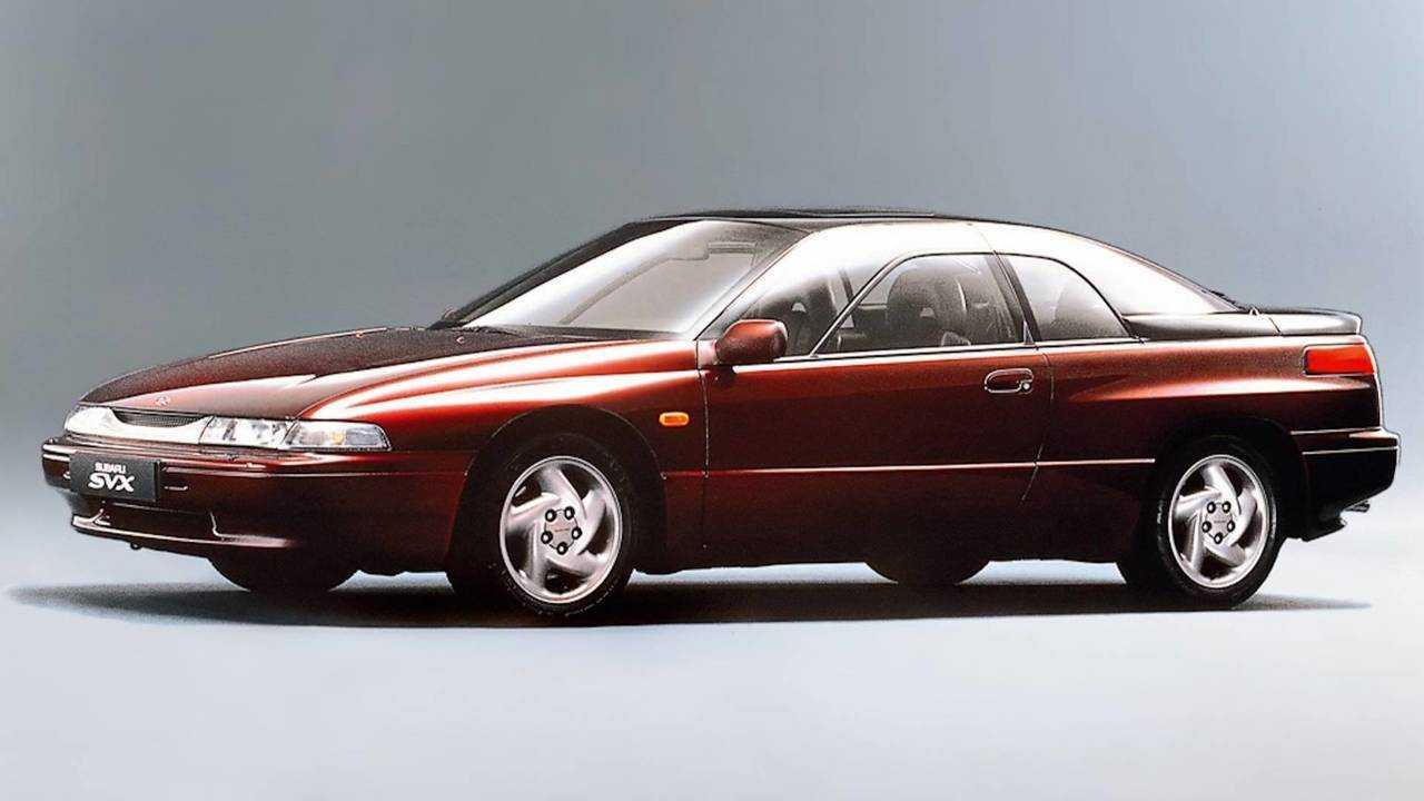 1991 - Subaru SVX