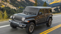 Jeep Wrangler (Europapremiere)