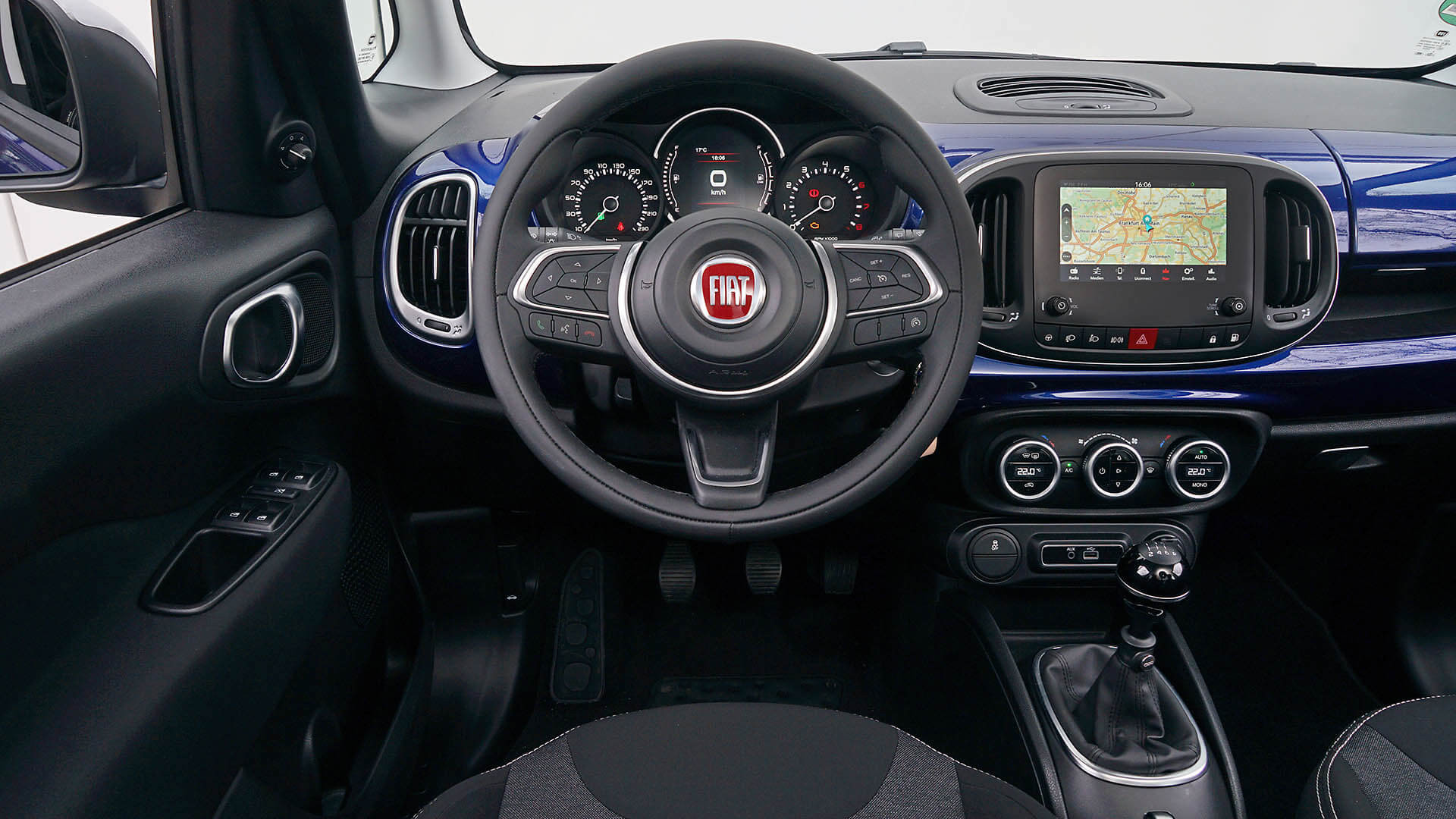 2020 Fiat 500L Research New