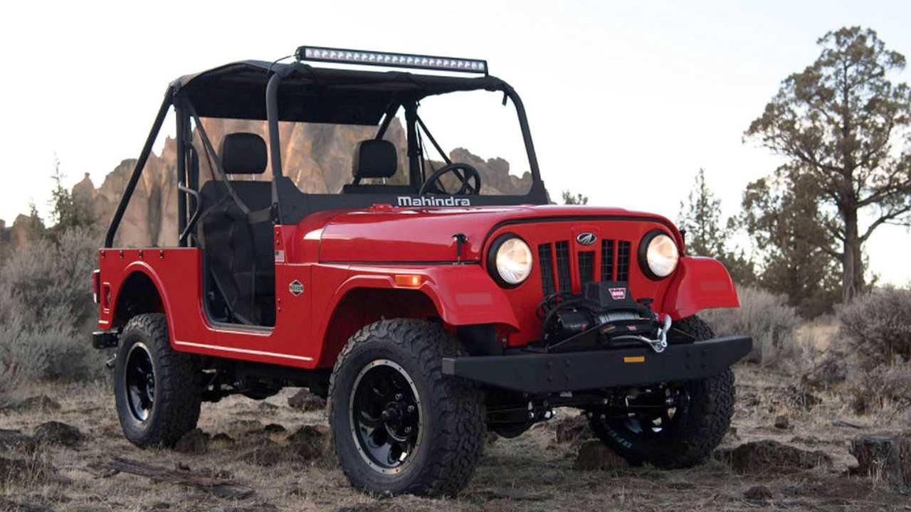 Mahindra Roxor: Der Mini-Jeep