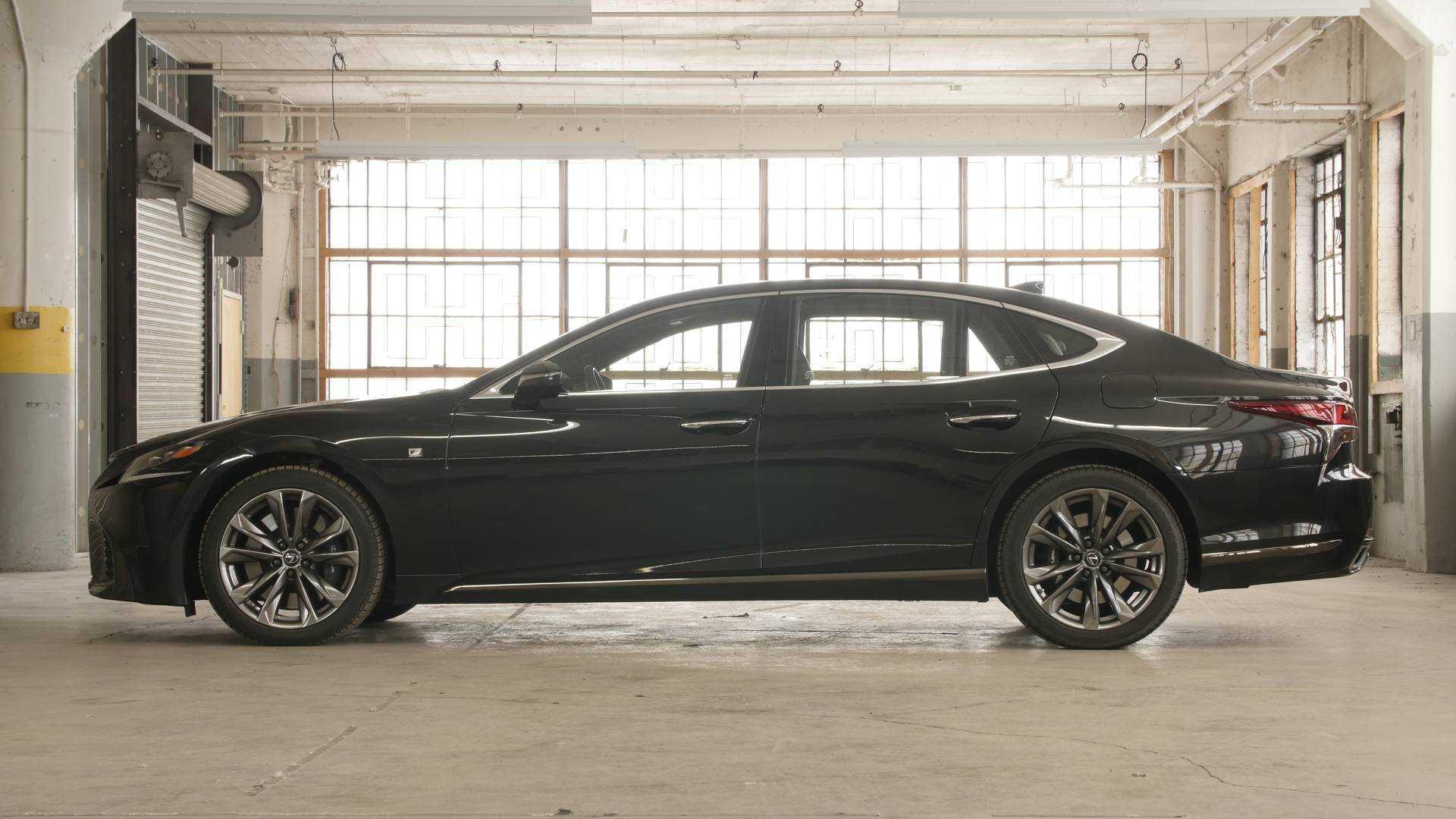 2018 Lexus Ls 500 Why Buy