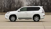 2018 Lexus Gx 460 Review Old School And Proud