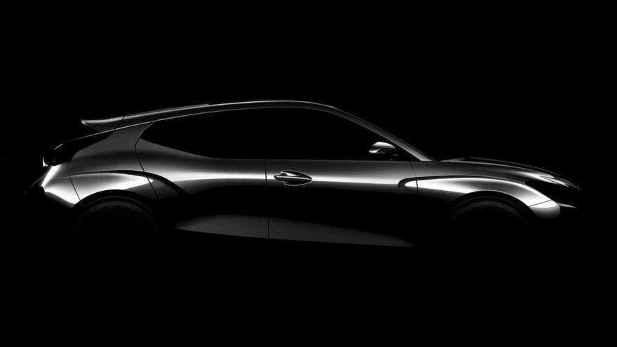 Yeni nesil Hyundai Veloster teaser