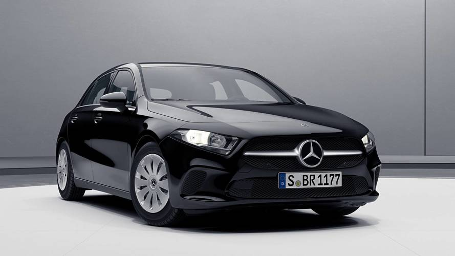 Mercedes-Benz Classe A - Versões AMG Line e Night Package
