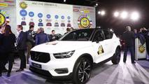 Volvo XC40 European Car of the Year 2018