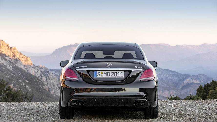 2019 Mercedes-AMG C43 Sedan